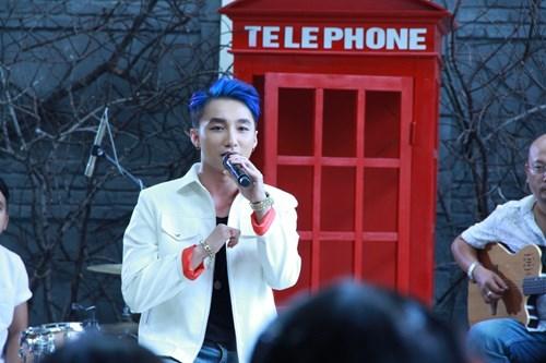 Sơn Tùng M-TP tổ chức hát trực tiếp qua Youtube - ảnh 1