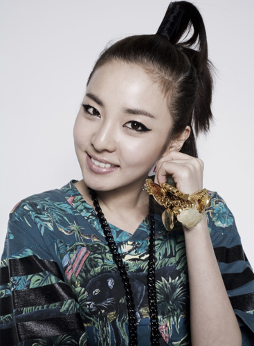 ca sĩ Hàn Quốc Sandara Park