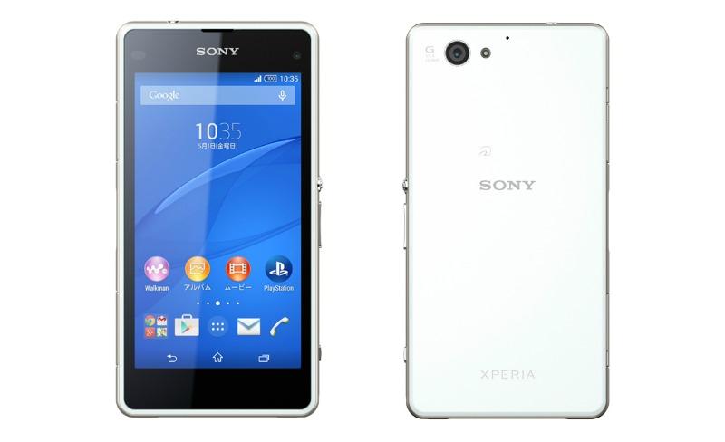Sony cho ra mắt smartphone cỡ nhỏ Xperia J1 Compact