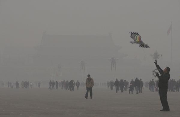 Tình trạng ô nhiễm không khí đang ngày càng nghiêm trọng ở nhiều nước, đặc biệt là Trung Quốc