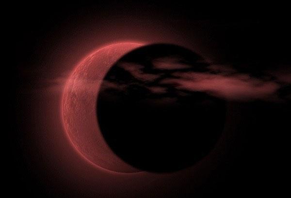 Hiện tượng nguyệt thực toàn phần là một sự kiện thiên văn xảy ra vào cuối tháng 9/2015