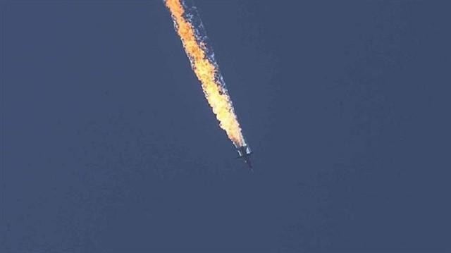 phi cơ Nga bị bắn hạ