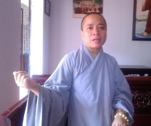 Sư thầy Đàm Chung lên tiếng về vụ buôn bán trẻ em ở chùa Bồ Đề