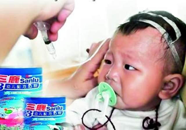 Vụ bê bối sữa Trung Quốc đã từng khiến cả thế giới rùng mình