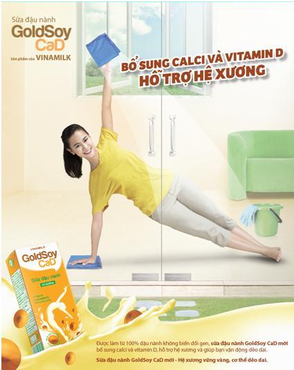 Sữa đậu nành là sản phẩm tốt cho người ăn chay.