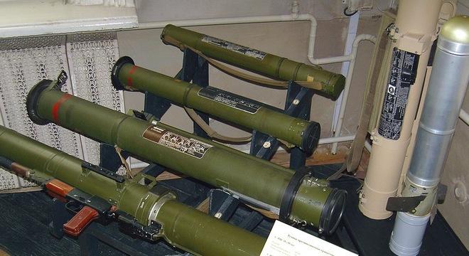Súng RPG-29 được đánh giá là một trong những vũ khí chống tăng uy lực nhất thế giới