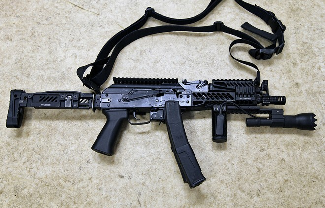 Là một biến thể cải tiến của AK 47, Vityaz-SN cũng nằm trong danh sách những khẩu súng tiểu liên hiệu quả, uy lực mạnh