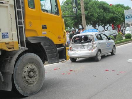 Vụ tai nạn giao thông có nạn nhân là cựu chiến binh Sư đoàn 3 Sao Vàng.
