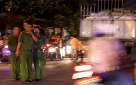 Hiện trường vụ tai nạn chết người ở Nha Trang, Khánh Hòa khiến nam sinh tử vong