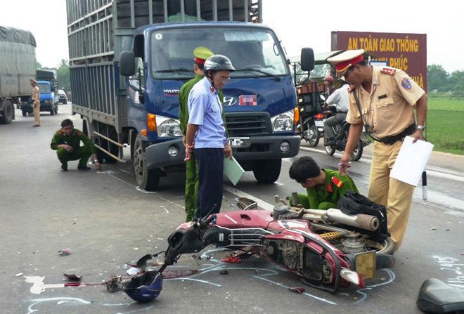 Đã có gần 300 vụ tai nạn giao thông ngày Tết xảy ra tính đến thời điểm này
