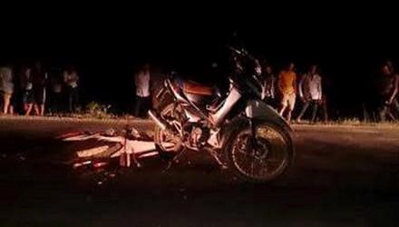 Hiện trường vụ tai nạn giao thông thương tâm khiến bé gái 3 tuổi tử vong tại chỗ