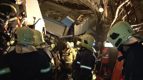 Vụ tai nạn tàu điện ngầm thảm khốc tại Nga đã để lại nỗi ám ảnh trong lòng người dân Moskva