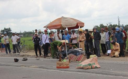Vụ tai nạn xe khách kinh hoàng ở Quảng Nam đã khiến 2 nạn nhân tử nạn tại chỗ
