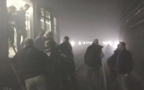 Nhà ga tàu điện ngầm Maalbeek sau vụ nổ