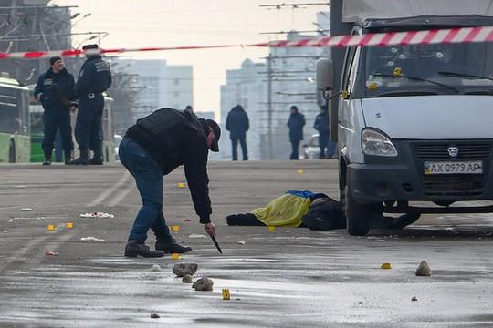 Tình hình Ukraine tiếp tục căng thẳng sau nhiều vụ tấn công khủng bố, mới nhất là vụ tấn công ở Kharkov