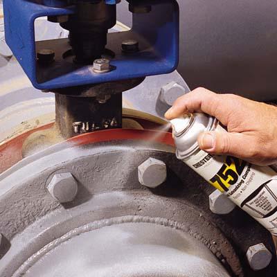 Sơn phủ chống ăn mòn vật liệu kim loại gia tăng chất lượng vật liệu