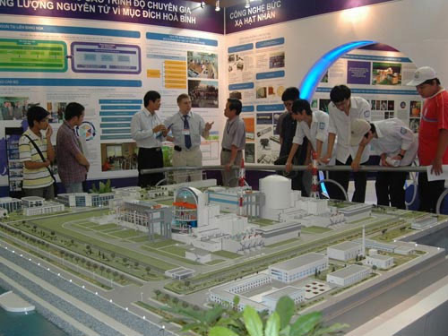 Nhà máy điện hạt nhân Ninh Thuận là dự án lớn được nhà nước chú trọng đầu tư, phát triển