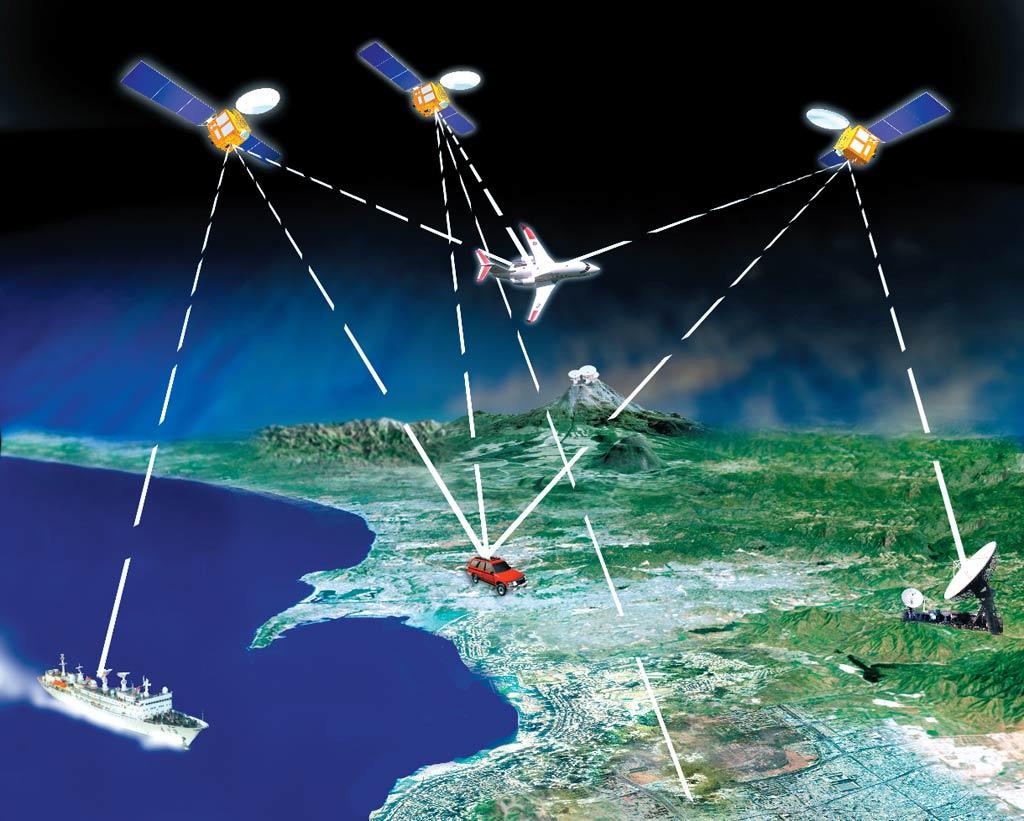 GPS giúp hoạt động canh tác nông nghiệp được vận hành chính xác