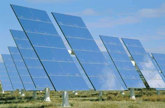 Vật liệu mới giúp châu Âu tăng năng suất quang điện