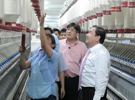 Dệt Đông Quang nâng cao năng suất & cải thiện hiệu quả kinh doanh với Microsoft Dynamics AX