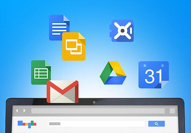 Sử dụng linh hoạt các công cụ của Google giúp nhân viên văn phòng tăng năng suất làm việc