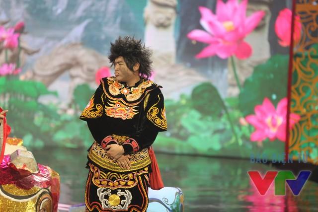 Táo Quân 2016: Minh Quân 'xấu điên đảo' trong vai diễn Thiên Lôi?