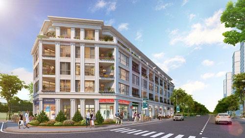 Thời gian này, Tập đoàn Vingroup sẽ mở bán 2 dự án shophouse trong Times City là The Boutique - Times City và Park Hill PREMIUM