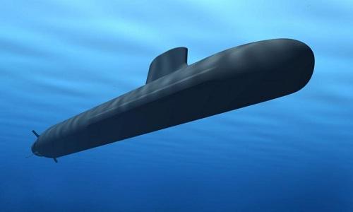 Tàu ngầm Barracuda được mệnh danh là tàu ngầm hạt nhân chạy êm nhất thế giới của Pháp