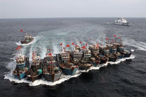 tàu TQ xâm nhập biển đông