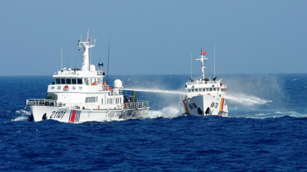 Ngư dân việt nam bị trung quốc đe dọa