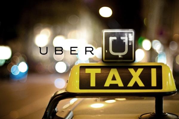 Dịch vụ Taxi Uber đang manh nha hình thành tại Việt Nam