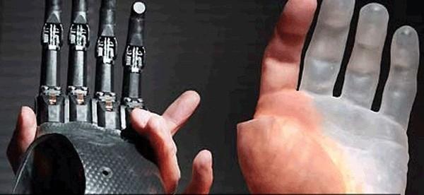 bàn tay điện tử thông minh