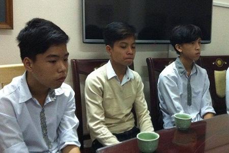 Tè bậy trong trường, 3 học sinh lĩnh cái kết 'thảm'
