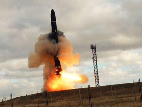Tên lửa Sarmat có sức hủy diệt rất lớn và là thách thức không nhỏ với các hệ thống phòng thủ hiện nay