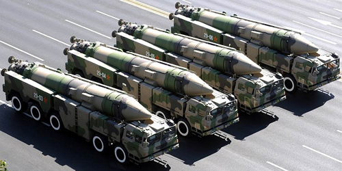 Tên lửa DF-41 của Trung Quốc có thể mang theo từ 6-10 đầu đạn hạt nhân