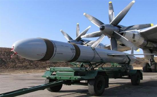 Tên lửa hành trình Kh-555 có thể đã được sử dụng để tiêu diệt IS tại Syria