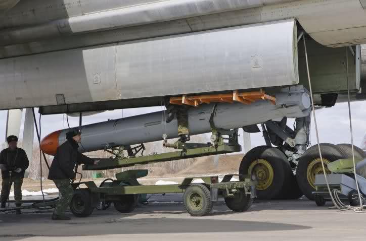 Tên lửa hành trình Kh-555 là một biến thể của dòng tên lửa huyền thoại Kh-55
