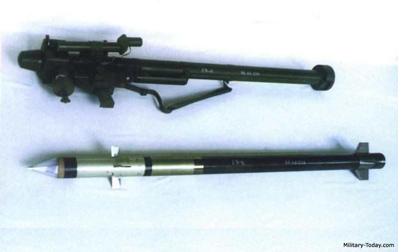 Tên lửa vác vai FN-6 còn được biết đến là tên lửa Hồng Ánh 6