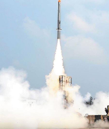 Tên lửa Ấn Độ có thể tấn công lãnh thổ Trung Quốc