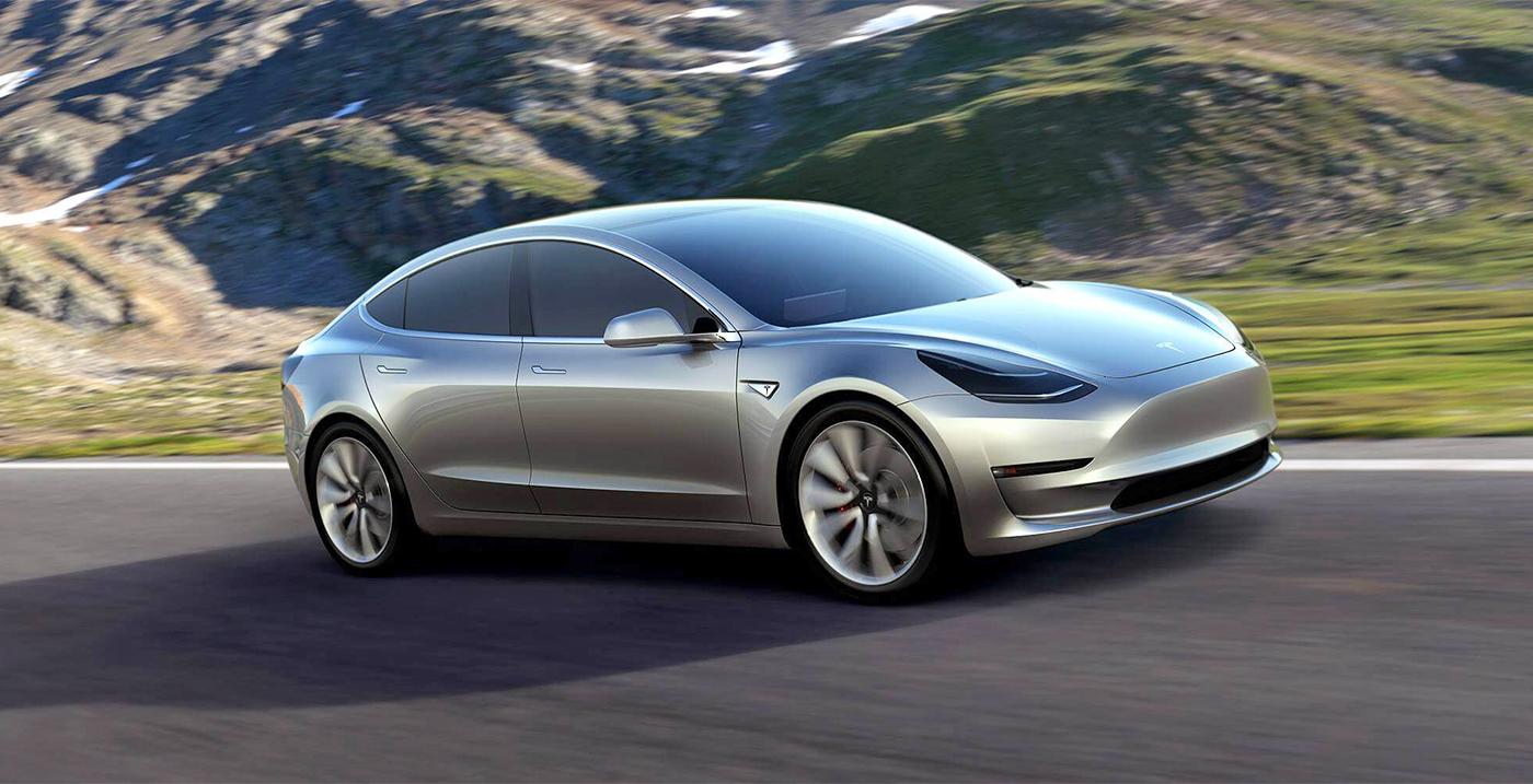 Hình ảnh chiếc Tesla mà công ty khởi nghiệp Practichem dự định mua. Ảnh:Engadget