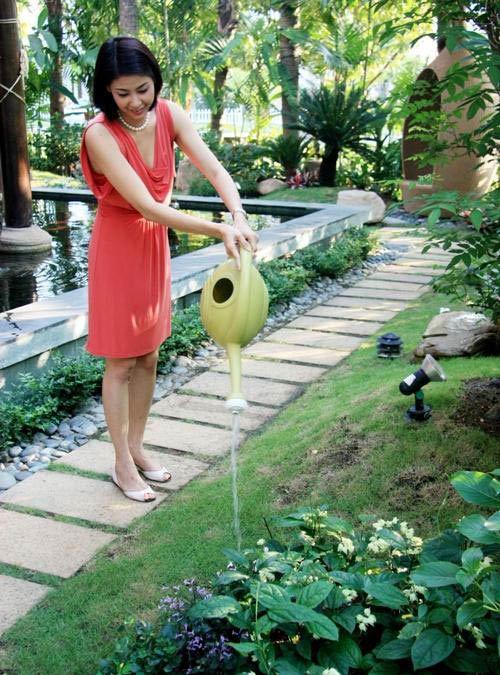 Hoa hậu Hà Kiều Anh xuất thân trong một dòng họ được coi là danh gia vọng tộc.