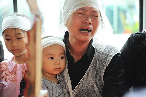 Lễ viếng 9 quân nhân được tổ chức từ 7h đến 10h ngày 30/6 (tức ngày 26/5 năm Bính Thân) tại Nhà tang lễ Bộ Quốc phòng (số 5 Trần Thánh Tông, Hà Nội).