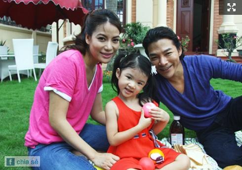Trương Ngọc Ánh và chồng cũ Trần Bảo Sơn đã cùng xây dựng ngôi nhà.