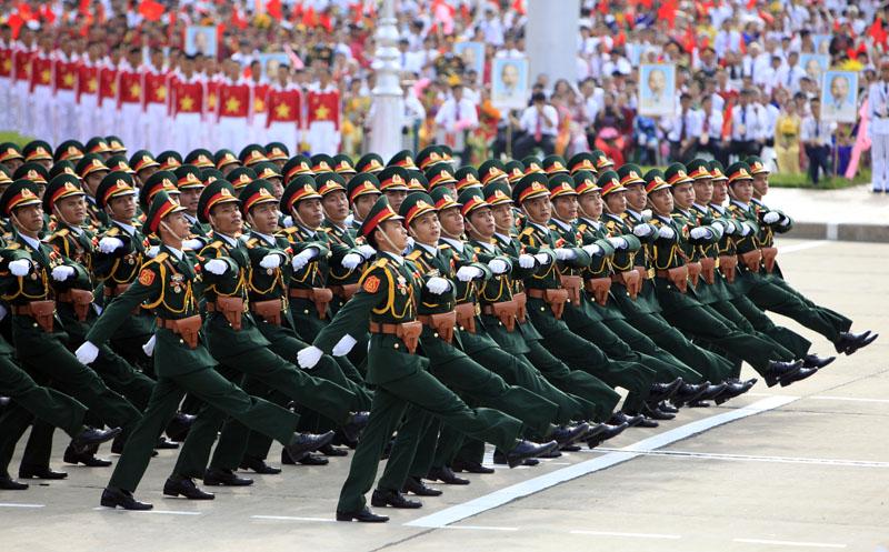 Điểm chuẩn khối trường Quân đội năm 2016 sẽ sớm được công bố rộng rãi