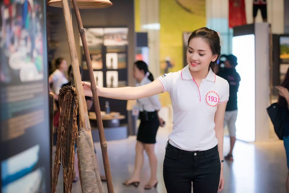 Trần Tố Như hiện là sinh viên Đại học Kinh tế Quốc dân Hà Nội.
