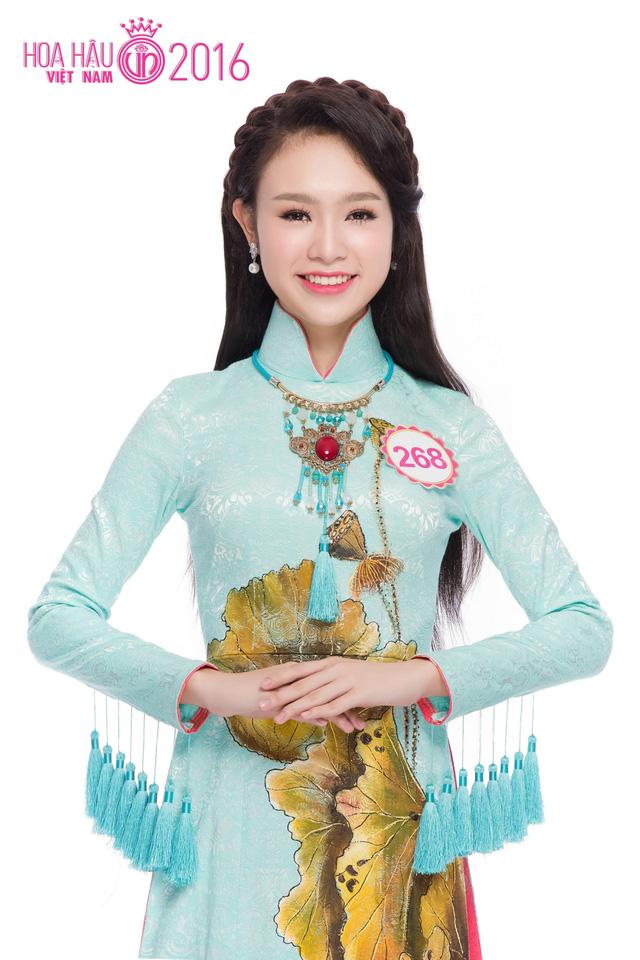 Không chỉ có ngoại hình xinh đẹp, Phùng Bảo Ngọc Vân còn được biết đến là thí sinh tài năng, có học lực vào loại cao nhất cuộc thi hoa hậu năm nay.