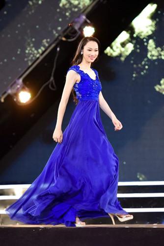 Tuy nhiên, người đẹp sẽ cố gắng hết mình để có thể trải nghiệm những thử thách lẫn cơ hội tuyệt vời trong cuộc thi mang đến.