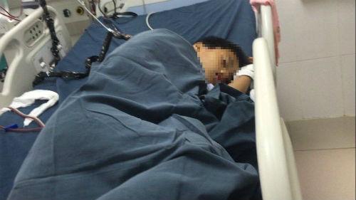 Vụ mẹ sát hại 2 con ở Hải Dương: Cháu bé còn lại đang nguy kịch