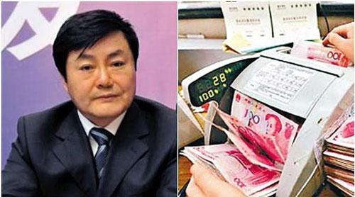 Chuyện máy đếm tiền hối lộ của quan tham nhũng Trung Quốc bị cháy không phải lần đầu