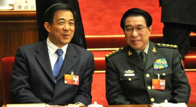 Hàng loạt quan tham nhũng Trung Quốc lần lượt sa lưới trong thời gian qua